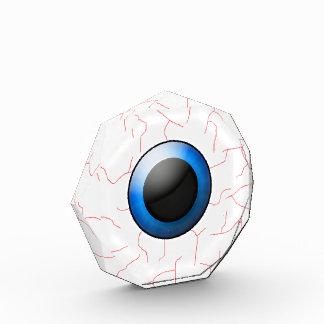 Creepy Bloodshot Eyeball Halloween Costume Prizes Award