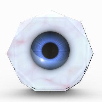 creepy blue eyes award