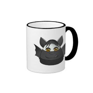 Creepy Candy Corn Bat Mugs