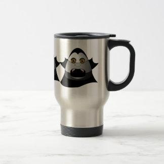 Creepy Candy Corn Dracula Mug