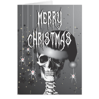 Creepy Christmas Card