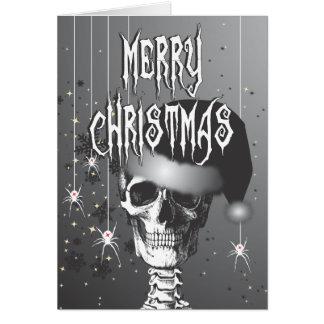Creepy Christmas Card