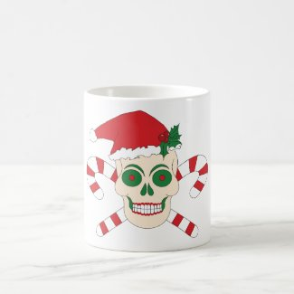 Creepy Christmas Coffee Mug