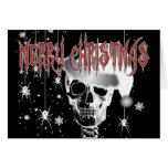 Creepy Christmas Greeting Cards