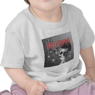 Creepy Christmas T Shirt