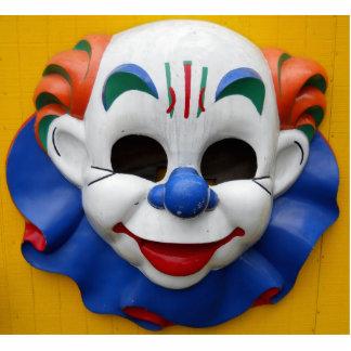 Creepy Circus Clown Statuette