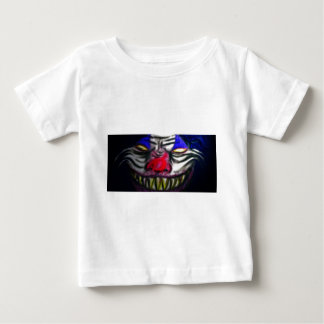 Creepy Clowm Baby T-Shirt