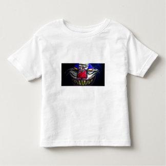 Creepy Clowm Toddler T-shirt