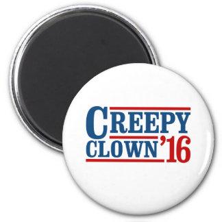 Creepy Clown 2016 - Presidential Election -- Presi Magnet