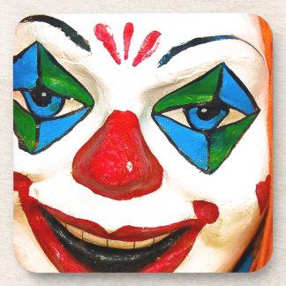 Creepy Clown Coaster