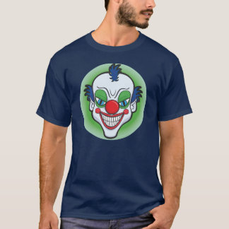 Creepy Clown T-shirt