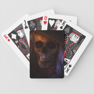 Creepy Corpse Bicycle Playing Cards
