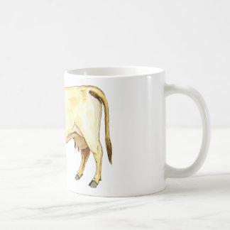 Creepy Cow Girl Mug