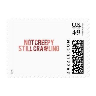 Creepy Crawlers? Stamp