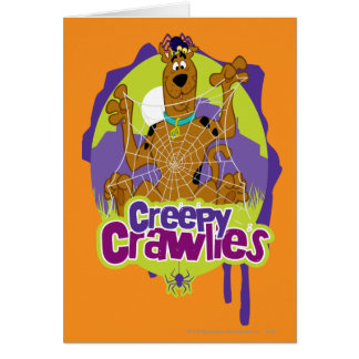 Creepy Crawlies Card
