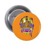 Creepy Crawlies Pinback Button
