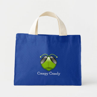 Creepy Crawly Mini Tote Bag