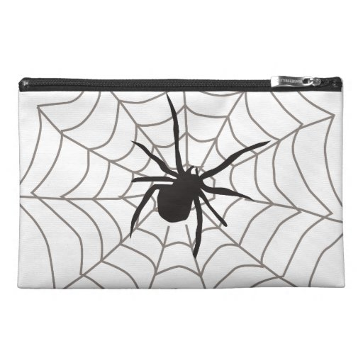Creepy Crawly Spider Travel Accessory Bags