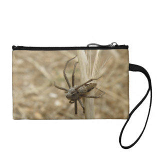 Creepy Crawly Spider Bagettes Bag Coin Wallet