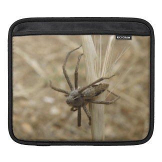 Creepy Crawly Spider IPad Sleeve