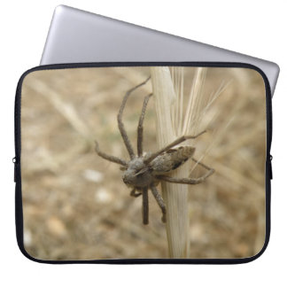 Creepy Crawly Spider Laptop Bag