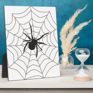 Creepy Crawly Spider Display Plaques