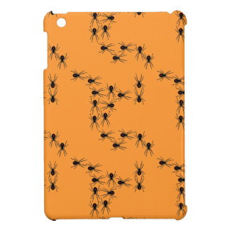 Creepy Crawly Spiders iPad Mini Cover