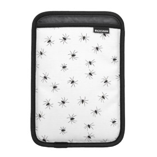 Creepy Crawly Spiders iPad Mini Sleeve