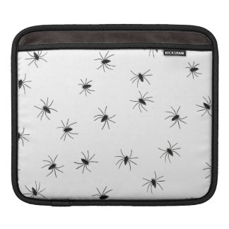 Creepy Crawly Spiders iPad Sleeve