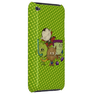 Creepy Cuties Barely There iPod Cases
