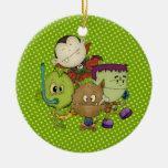 Creepy Cuties Ornaments