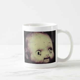 Creepy Doll Coffee Mug