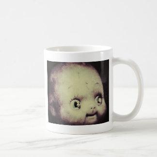 Creepy Doll Coffee Mug