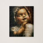 Creepy - Doll - Come play with me Jigsaw Puzzles