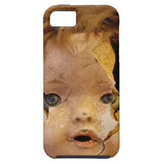 Creepy Doll Face iPhone SE/5/5s Case
