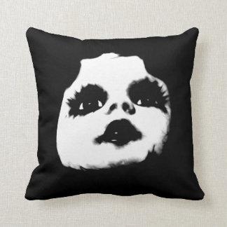 Doll Face Pillows - Decorative & Throw Pillows Zazzle