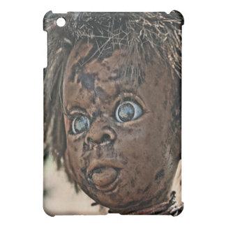 Creepy Doll iPad Mini Covers