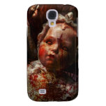 Creepy - Doll - It's best to let them sleep Samsung Galaxy S4 Covers