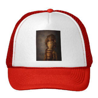 Creepy - Doll - Matilda Mesh Hats