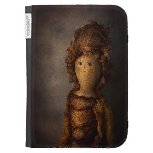 Creepy - Doll - Matilda Kindle 3G Case