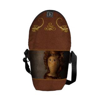 Creepy - Doll - Matilda Messenger Bag