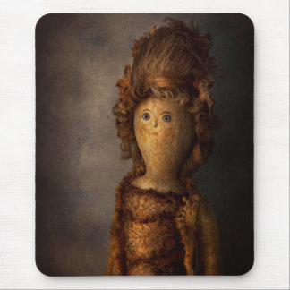 Creepy - Doll - Matilda Mouse Pad