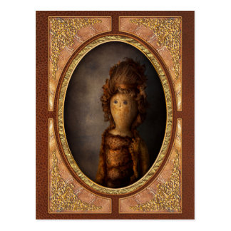 Creepy - Doll - Matilda Postcard