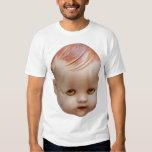 Creepy Doll's Head Shirt