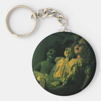 Creepy Dolls Keychain