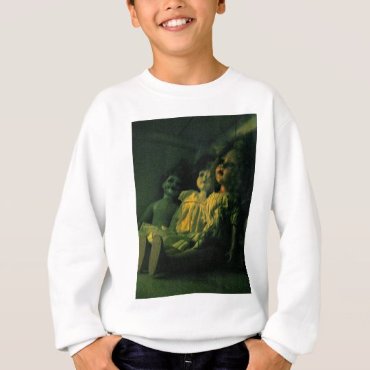Creepy Dolls Sweatshirt