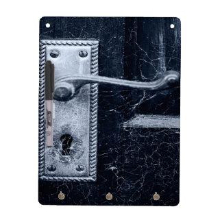 Creepy Door Handle Dry-Erase Board