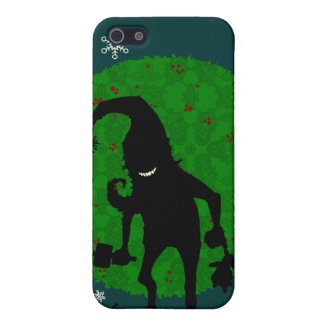 Creepy elf covers for iPhone 5