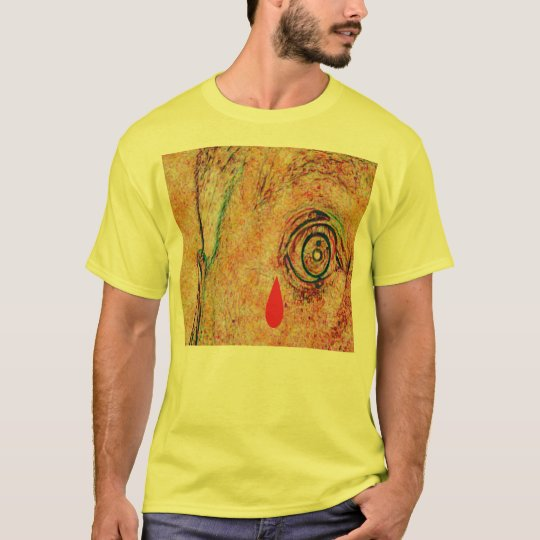 Creepy EYEBALL. T-Shirt