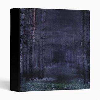 Creepy Forest Binder